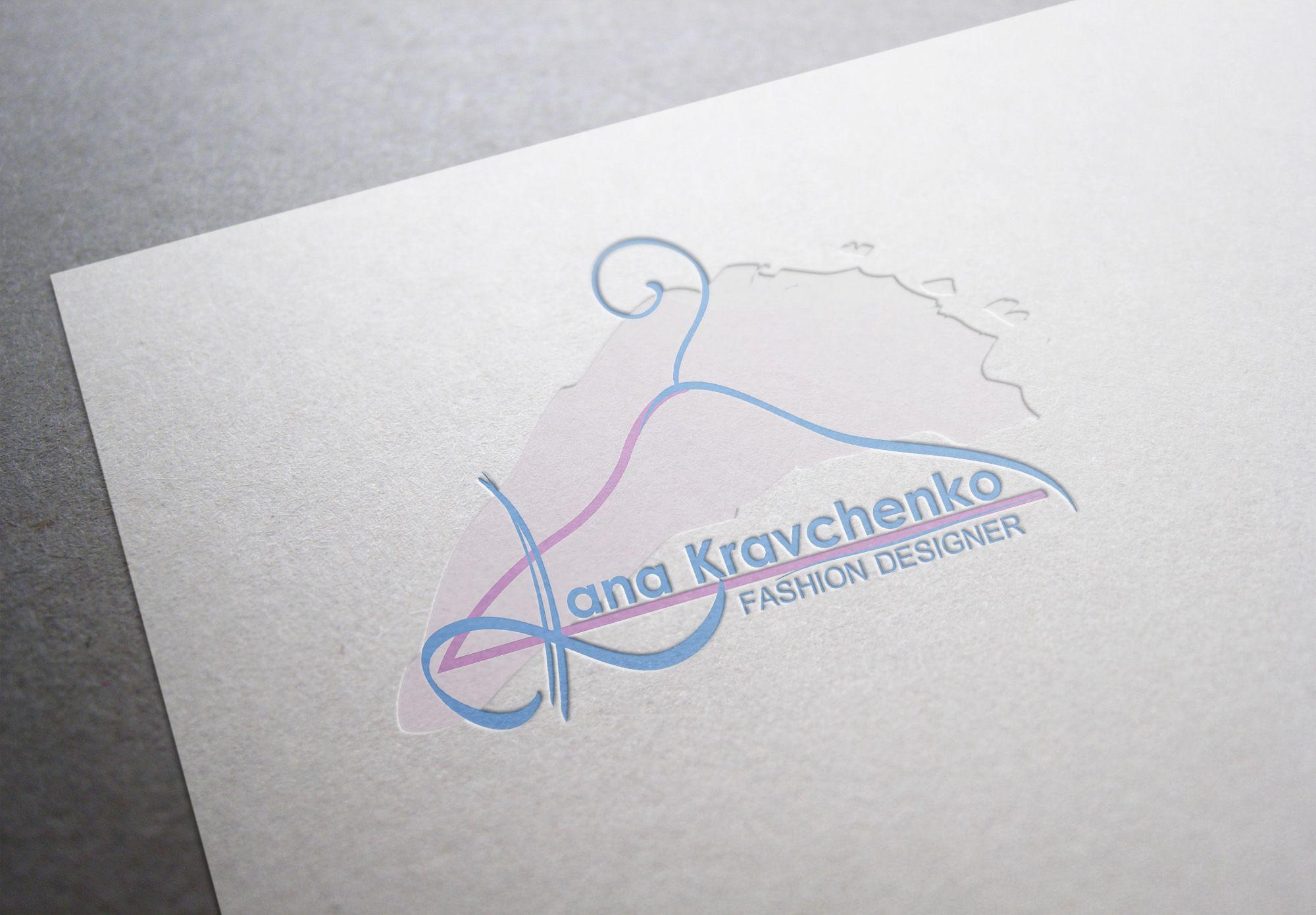Логотипа и фир. стиля для дизайнера одежды - дизайнер Vladlena_A