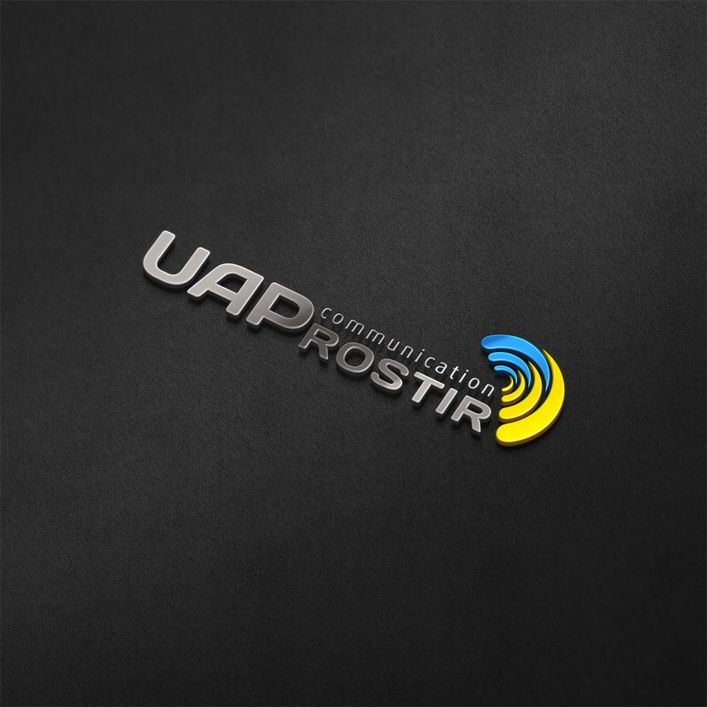 Логотип для UAProstir - дизайнер mz777