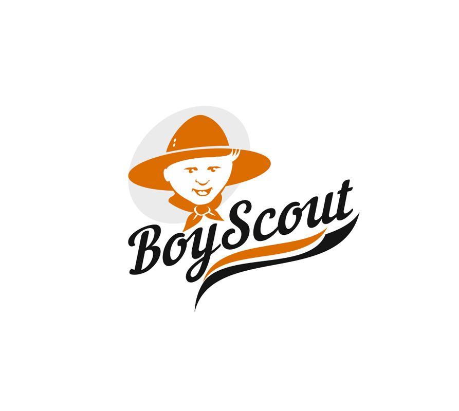 Логотип для сайта интернет-магазина BOY SCOUT - дизайнер pomidorov