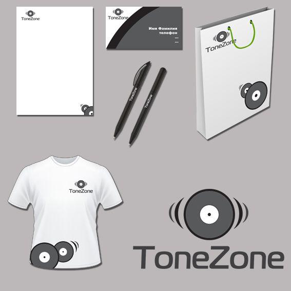 Лого и фирм. стиль инет-магазина муз. инструментов - дизайнер salawar