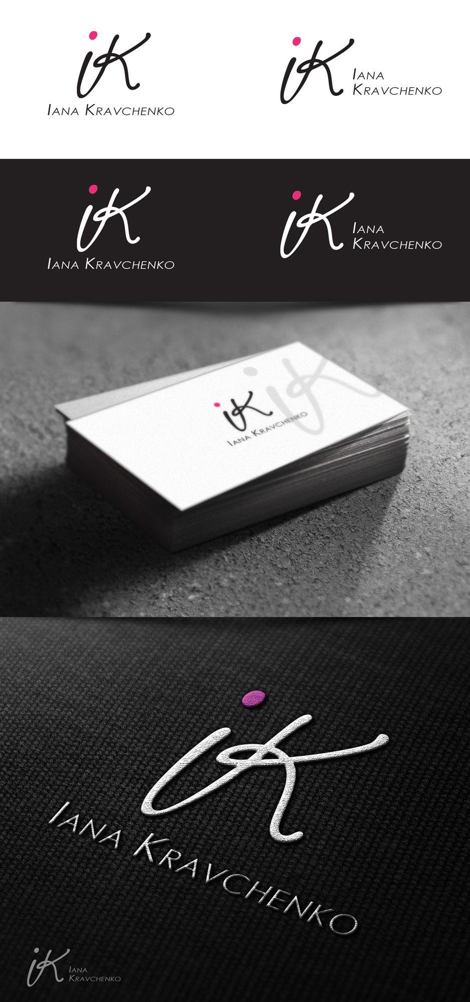 Логотипа и фир. стиля для дизайнера одежды - дизайнер Enrik