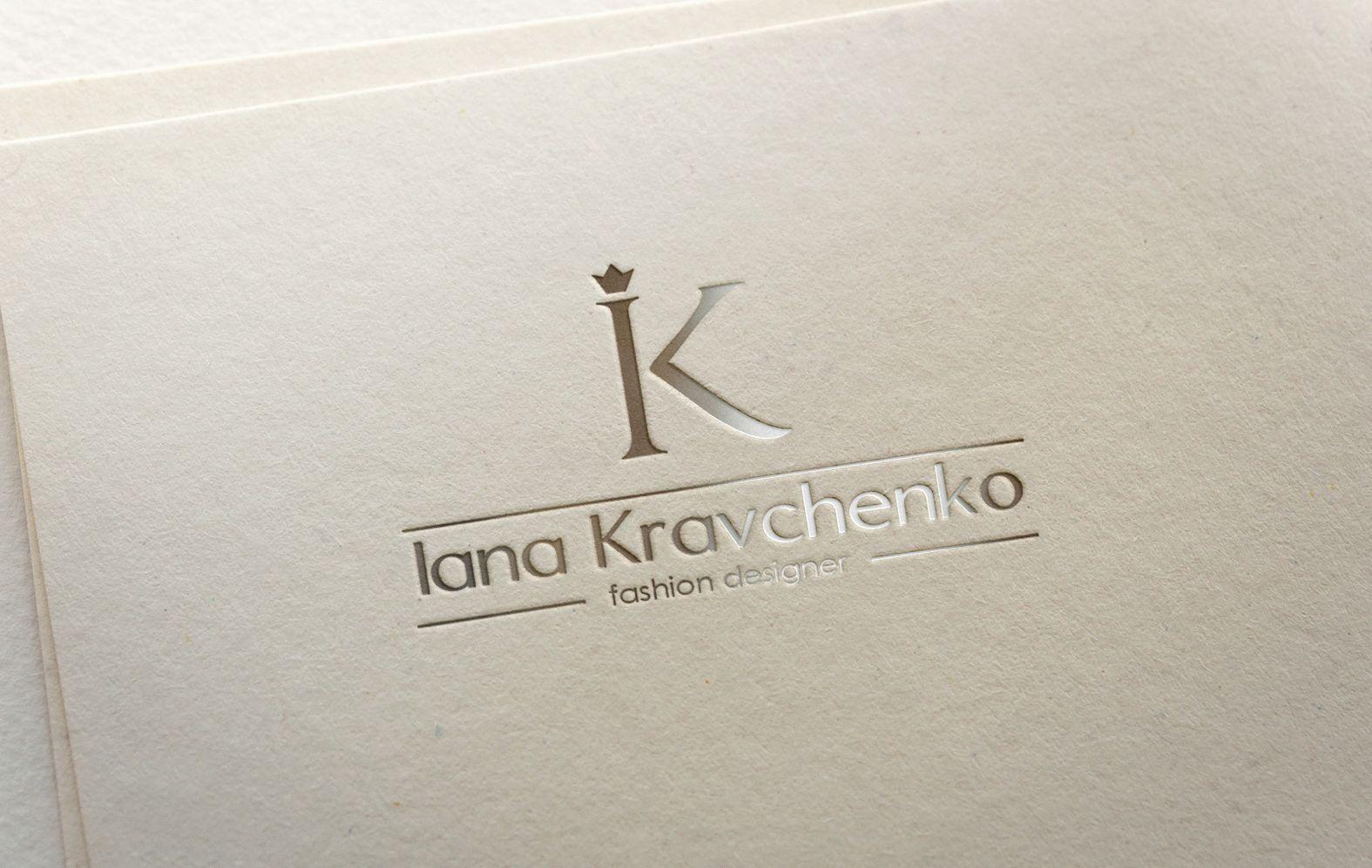 Логотипа и фир. стиля для дизайнера одежды - дизайнер andyul