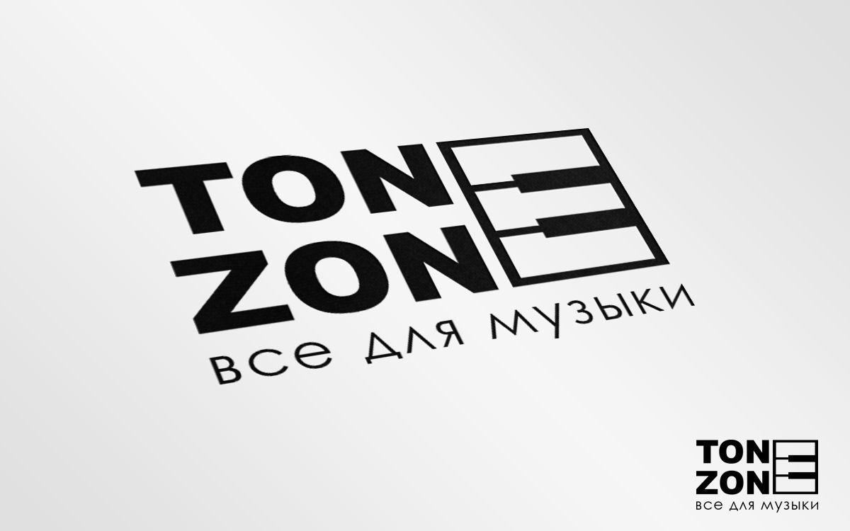 Лого и фирм. стиль инет-магазина муз. инструментов - дизайнер andyul