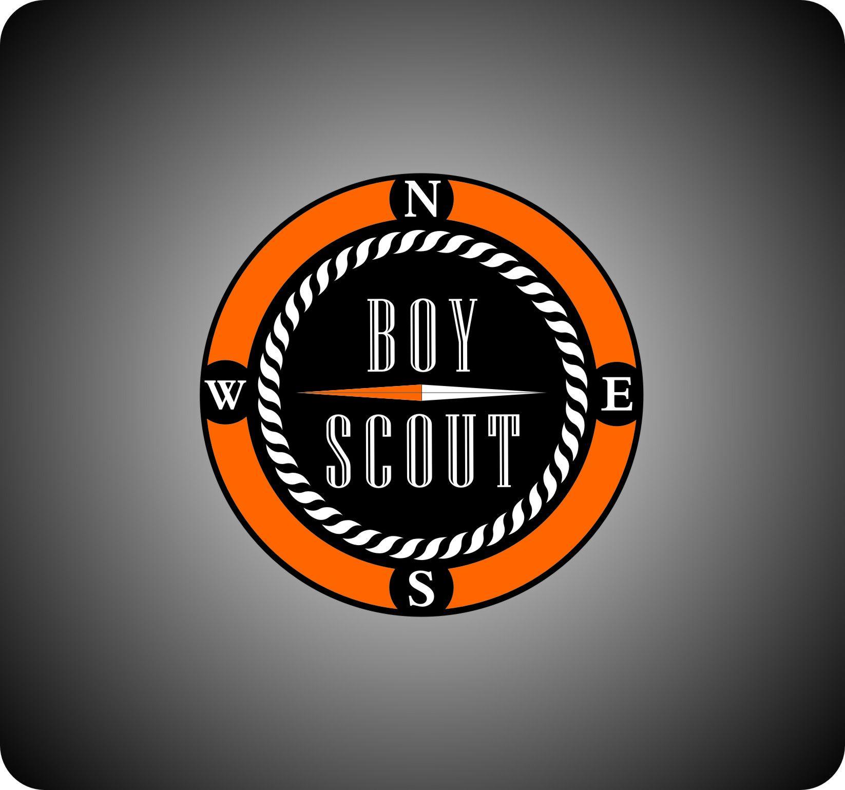 Логотип для сайта интернет-магазина BOY SCOUT - дизайнер Volumes