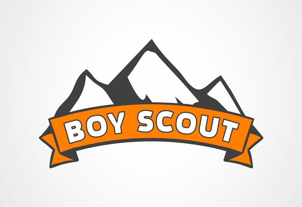 Логотип для сайта интернет-магазина BOY SCOUT - дизайнер zimt42