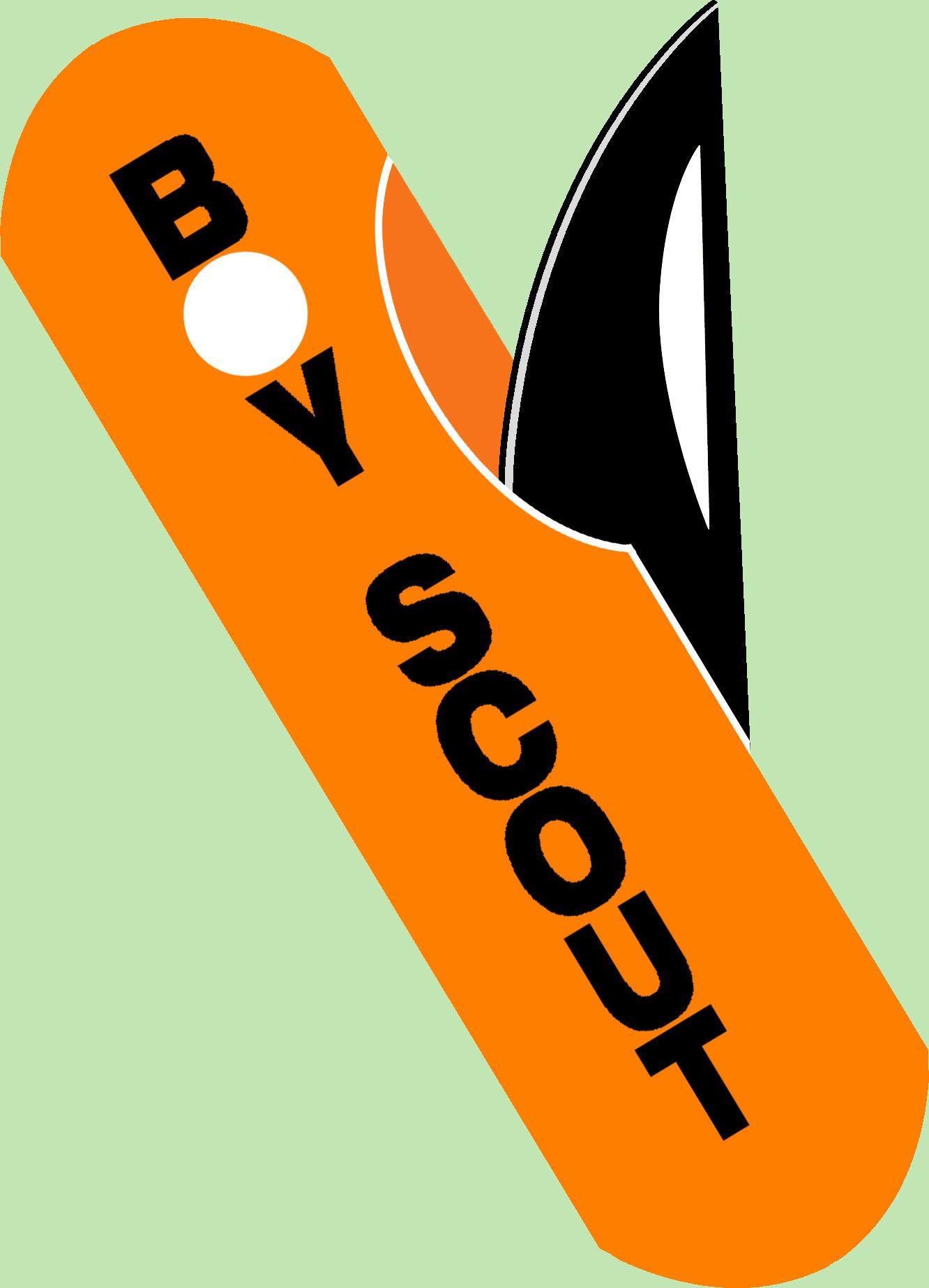 Логотип для сайта интернет-магазина BOY SCOUT - дизайнер Smorgreek