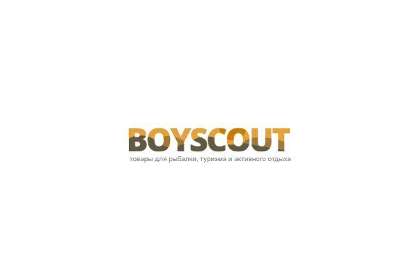 Логотип для сайта интернет-магазина BOY SCOUT - дизайнер carre