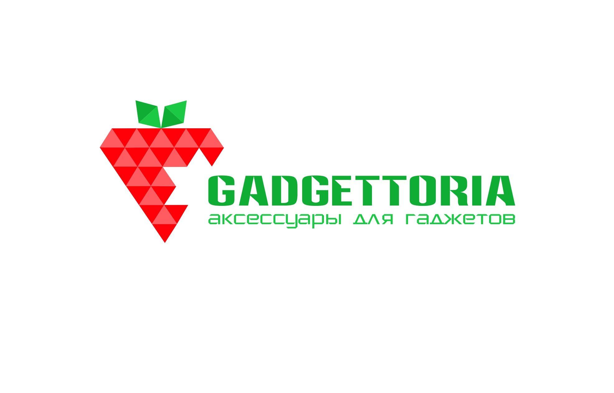Логотип магазина аксессуаров для гаджетов - дизайнер oksana123456