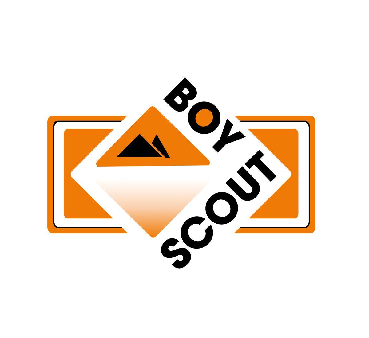 Логотип для сайта интернет-магазина BOY SCOUT - дизайнер gallenochka