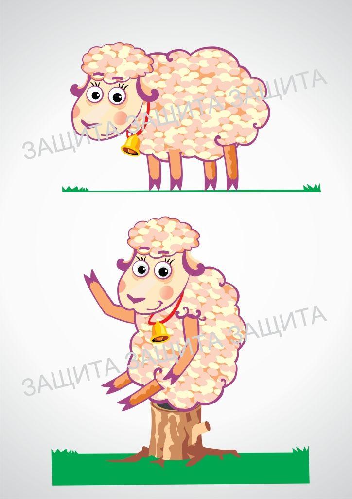 Иллюстрация персонажа - дизайнер dynila3