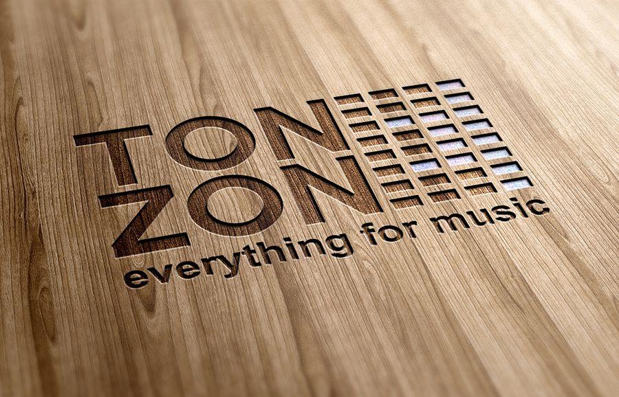 Лого и фирм. стиль инет-магазина муз. инструментов - дизайнер Ryan_McRain