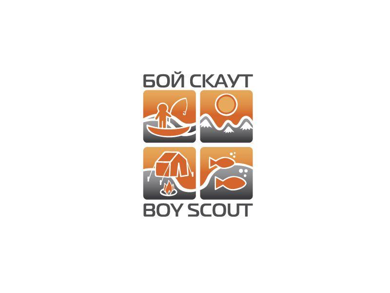 Логотип для сайта интернет-магазина BOY SCOUT - дизайнер oksygen