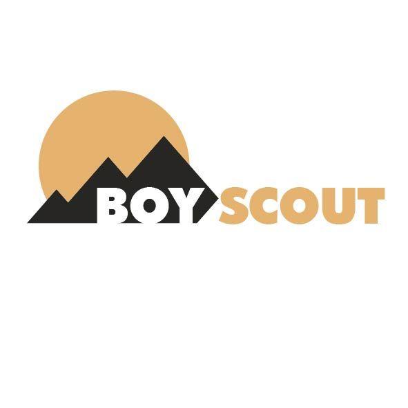 Логотип для сайта интернет-магазина BOY SCOUT - дизайнер p_o_l_e