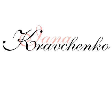 Логотипа и фир. стиля для дизайнера одежды - дизайнер Leni22