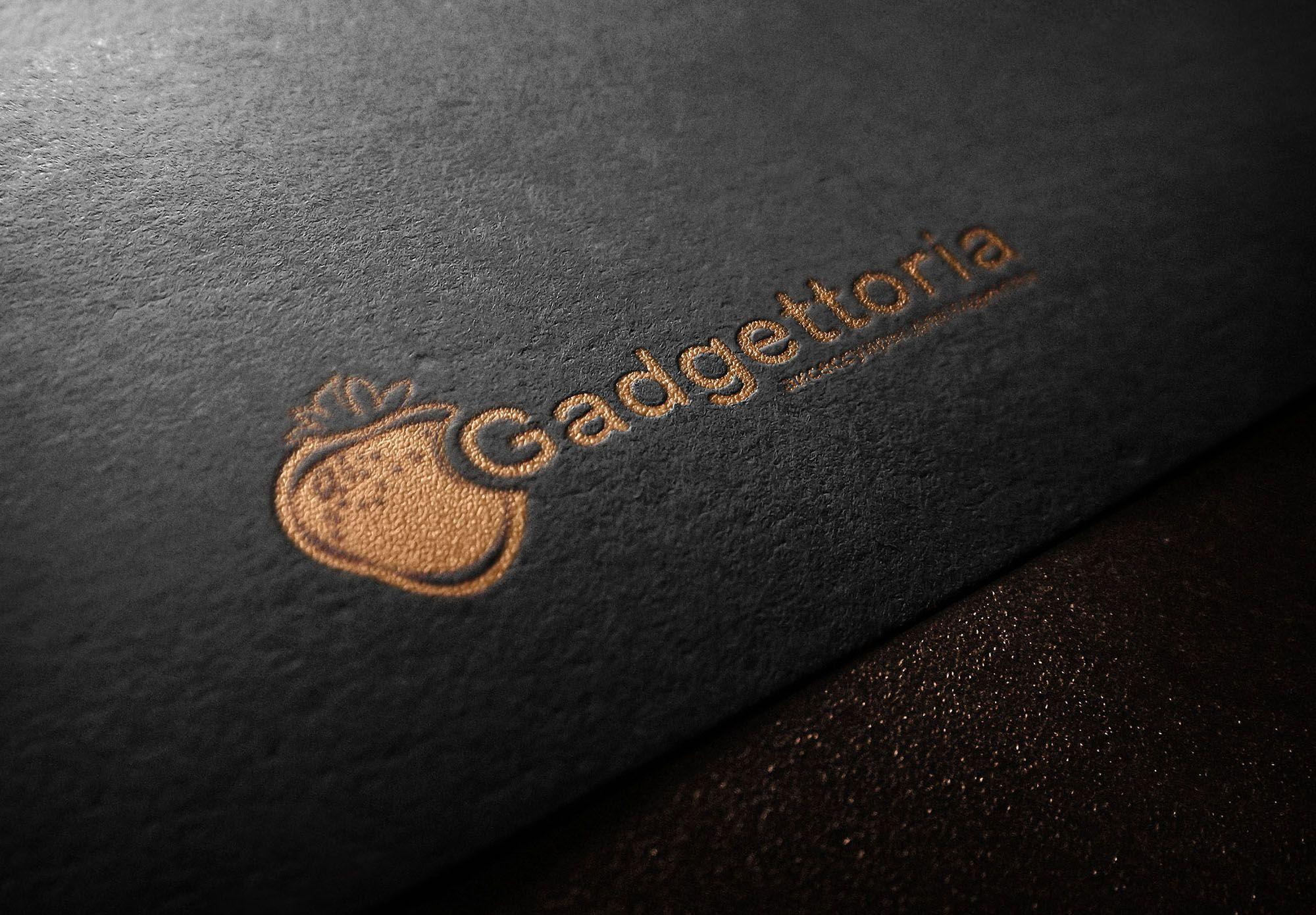 Логотип магазина аксессуаров для гаджетов - дизайнер valeriana_88