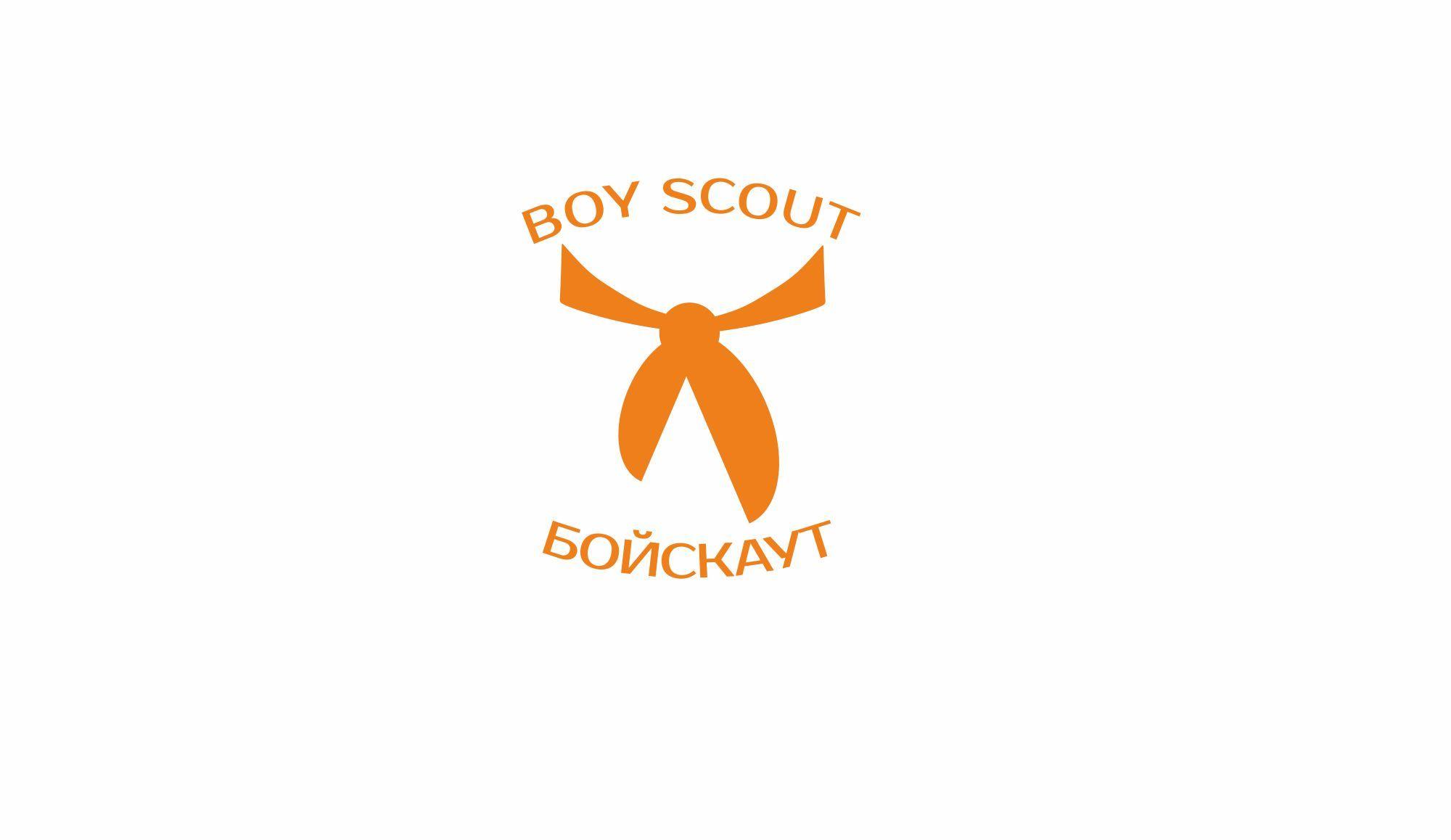 Логотип для сайта интернет-магазина BOY SCOUT - дизайнер ThCat
