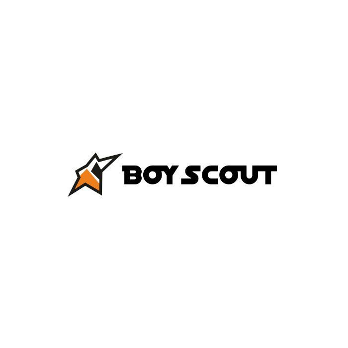 Логотип для сайта интернет-магазина BOY SCOUT - дизайнер Minta