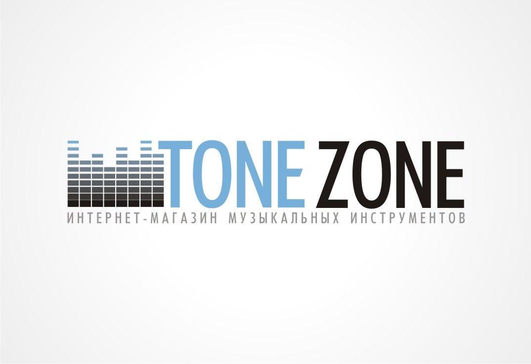 Лого и фирм. стиль инет-магазина муз. инструментов - дизайнер Seejah