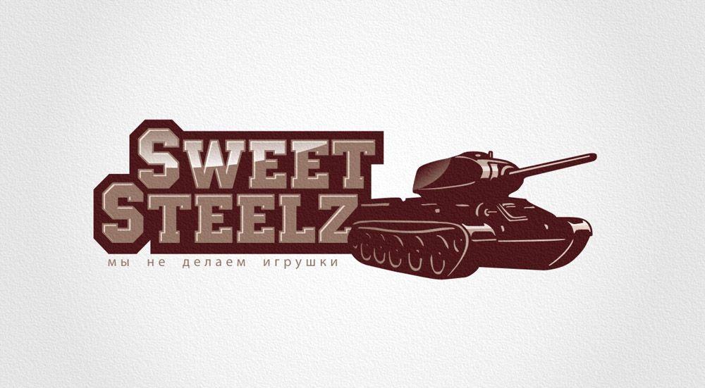 Лого и фирм. стиль для шоколадных военных моделей - дизайнер Zheravin