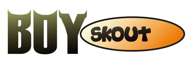 Логотип для сайта интернет-магазина BOY SCOUT - дизайнер Rubelli