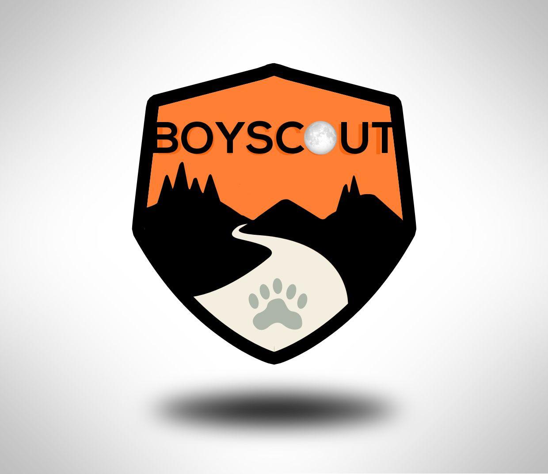 Логотип для сайта интернет-магазина BOY SCOUT - дизайнер Valerius