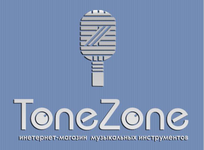 Лого и фирм. стиль инет-магазина муз. инструментов - дизайнер markosov