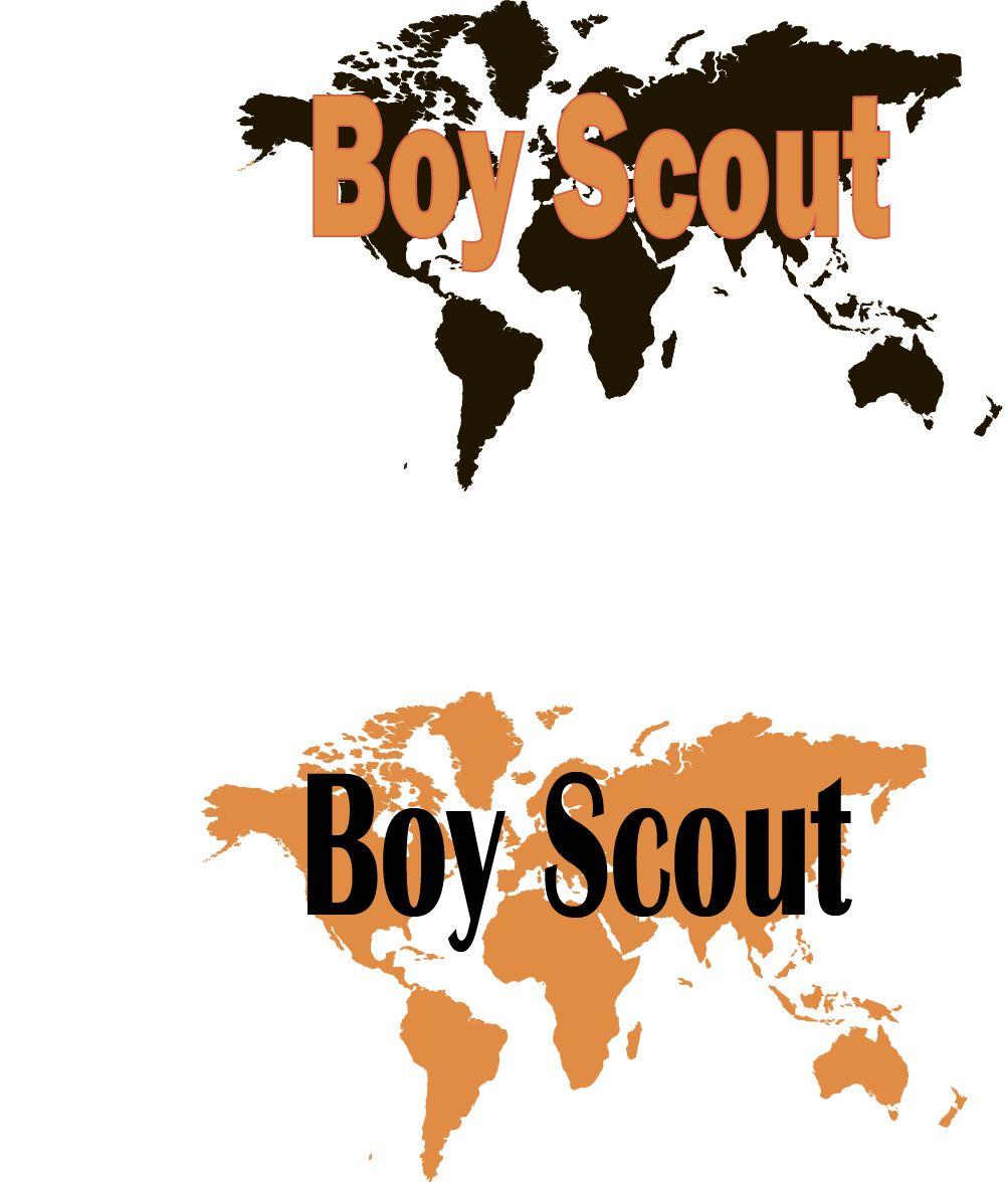 Логотип для сайта интернет-магазина BOY SCOUT - дизайнер novatora