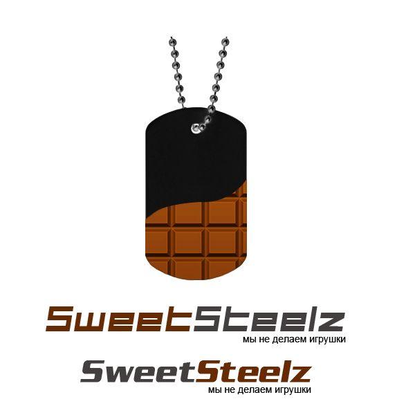 Лого и фирм. стиль для шоколадных военных моделей - дизайнер kirakl