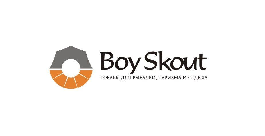 Логотип для сайта интернет-магазина BOY SCOUT - дизайнер Olegik882