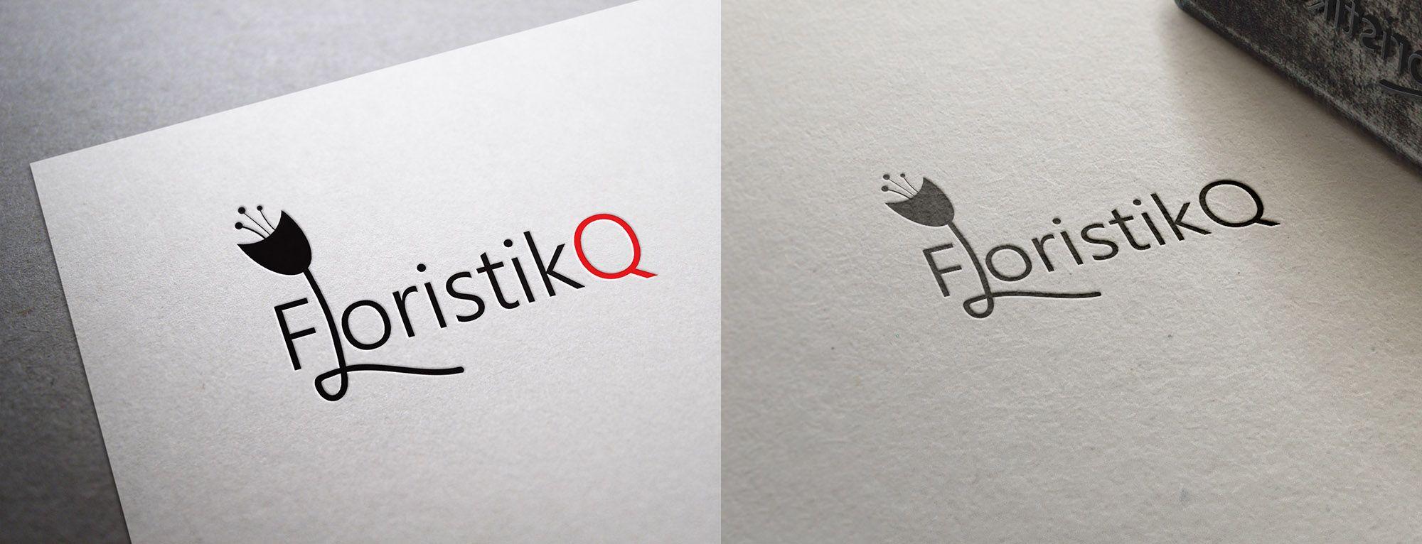 Логотип и фирм. стиль цветочного салона - дизайнер Vladlena_A
