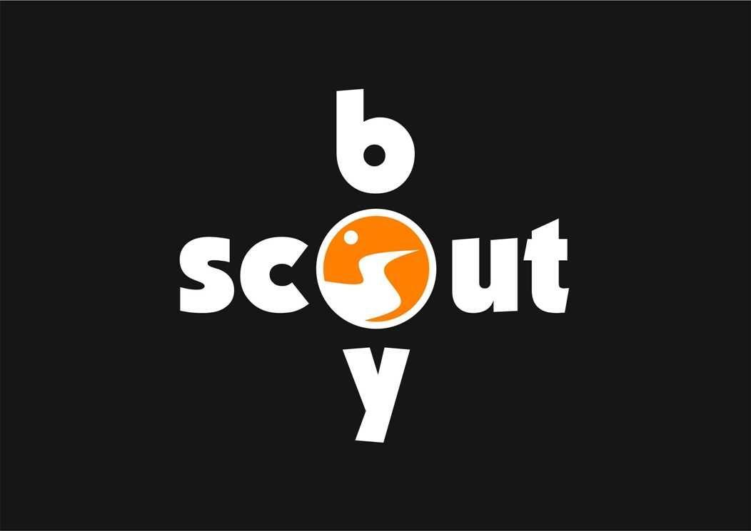 Логотип для сайта интернет-магазина BOY SCOUT - дизайнер yuldashbaev