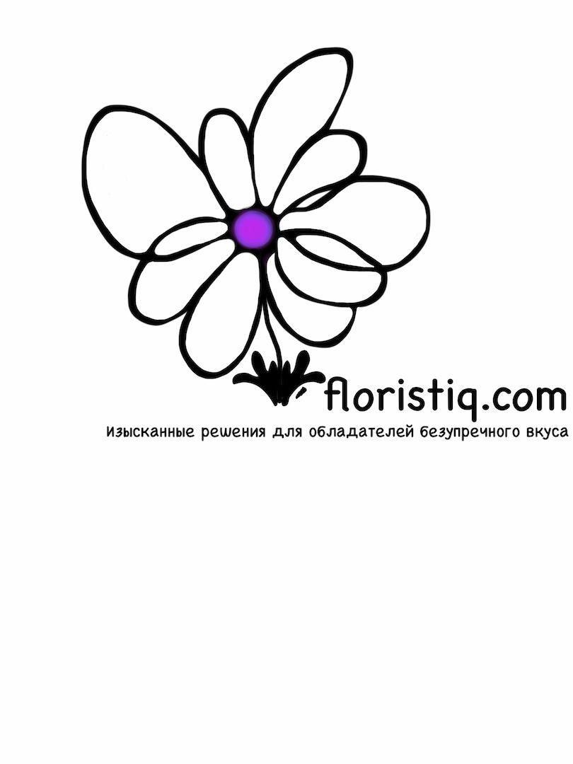 Логотип и фирм. стиль цветочного салона - дизайнер Chameleoff