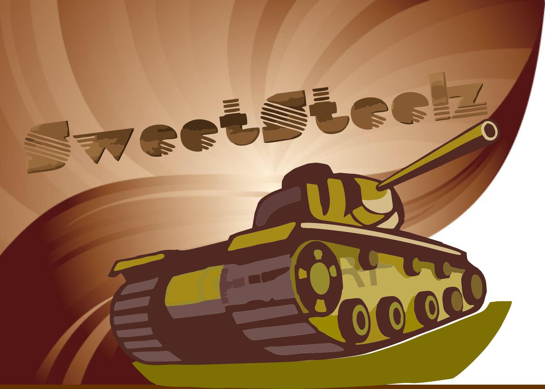 Лого и фирм. стиль для шоколадных военных моделей - дизайнер Askar24