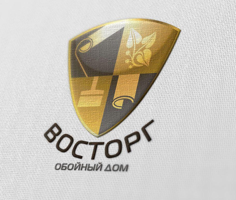 Логотип обойного дома - дизайнер zhutol