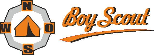 Логотип для сайта интернет-магазина BOY SCOUT - дизайнер Restavr