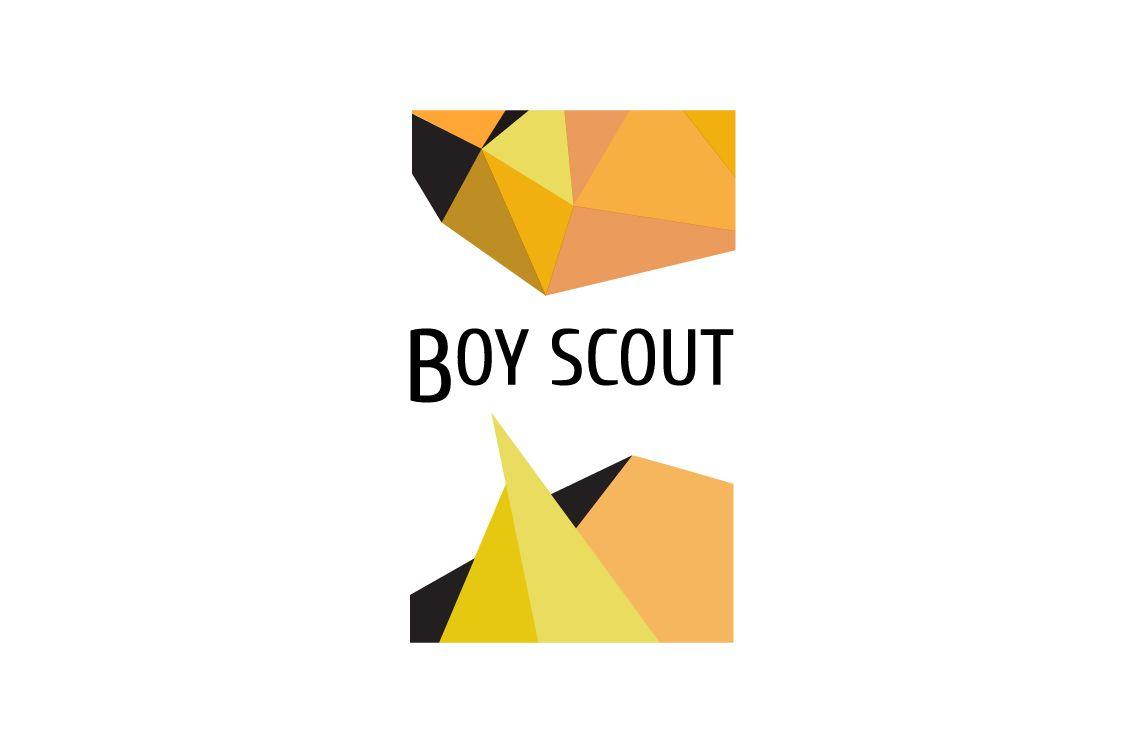 Логотип для сайта интернет-магазина BOY SCOUT - дизайнер dezign16