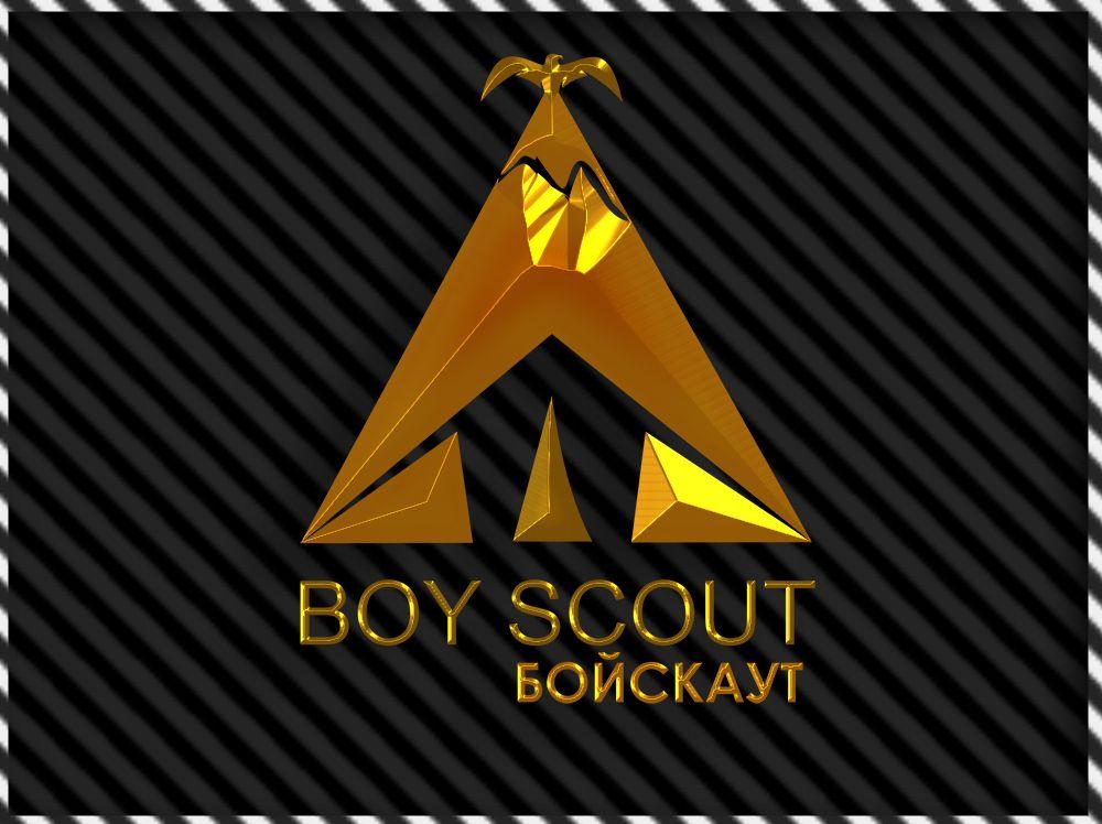 Логотип для сайта интернет-магазина BOY SCOUT - дизайнер markosov