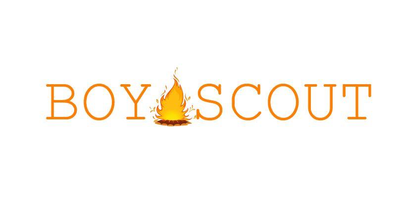 Логотип для сайта интернет-магазина BOY SCOUT - дизайнер serzhkorn