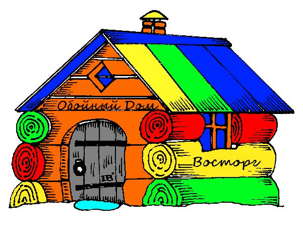 Логотип обойного дома - дизайнер melkaa