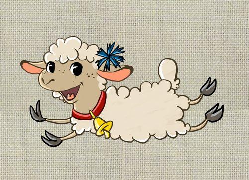 Иллюстрация персонажа - дизайнер Lyudmila-K