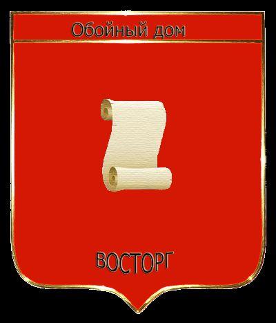 Логотип обойного дома - дизайнер baltomal