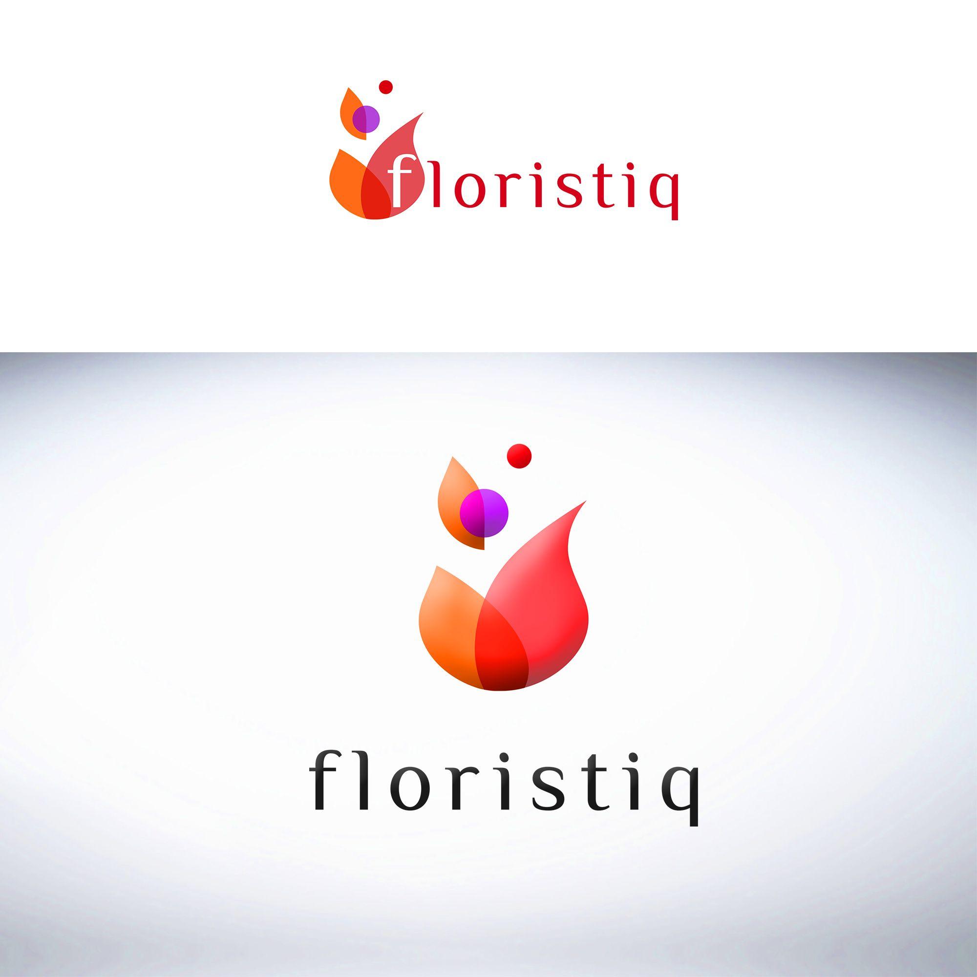 Логотип и фирм. стиль цветочного салона - дизайнер Anna_Zhura