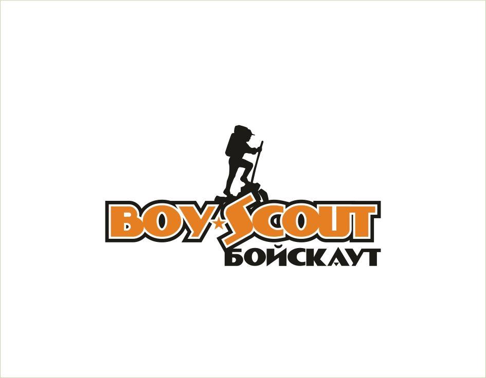 Логотип для сайта интернет-магазина BOY SCOUT - дизайнер Stan_9