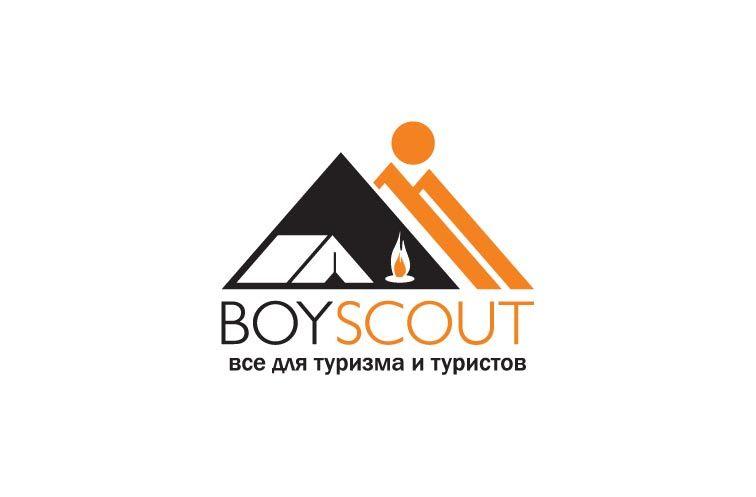 Логотип для сайта интернет-магазина BOY SCOUT - дизайнер Lucknni