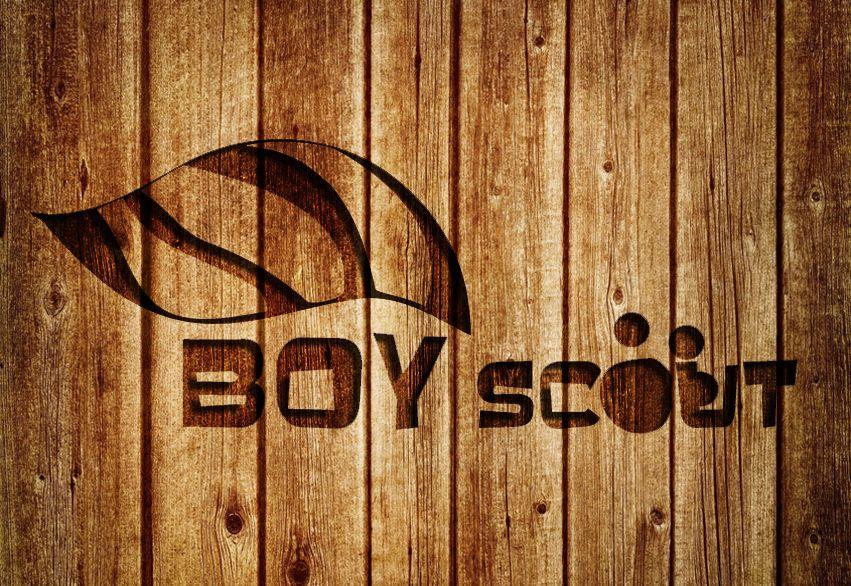 Логотип для сайта интернет-магазина BOY SCOUT - дизайнер lackomcka2014