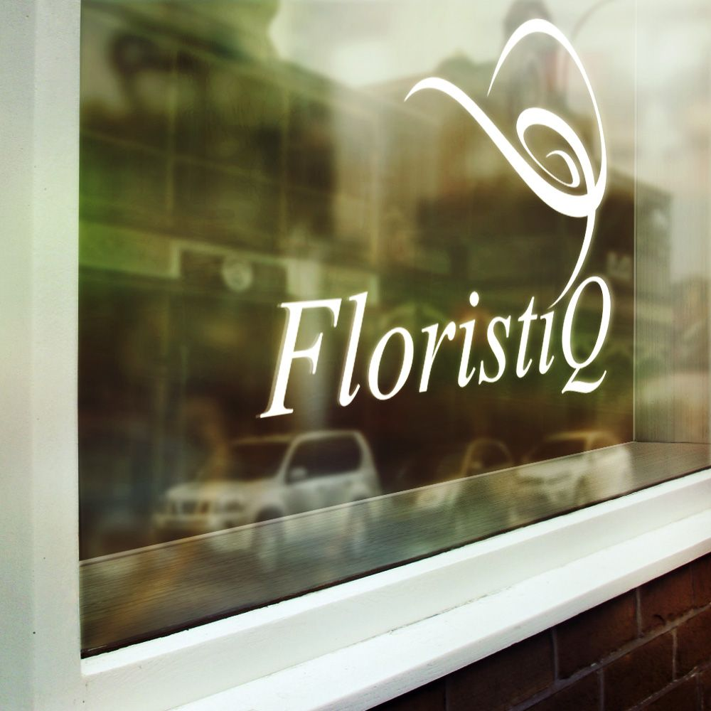 Логотип и фирм. стиль цветочного салона - дизайнер TVdesign