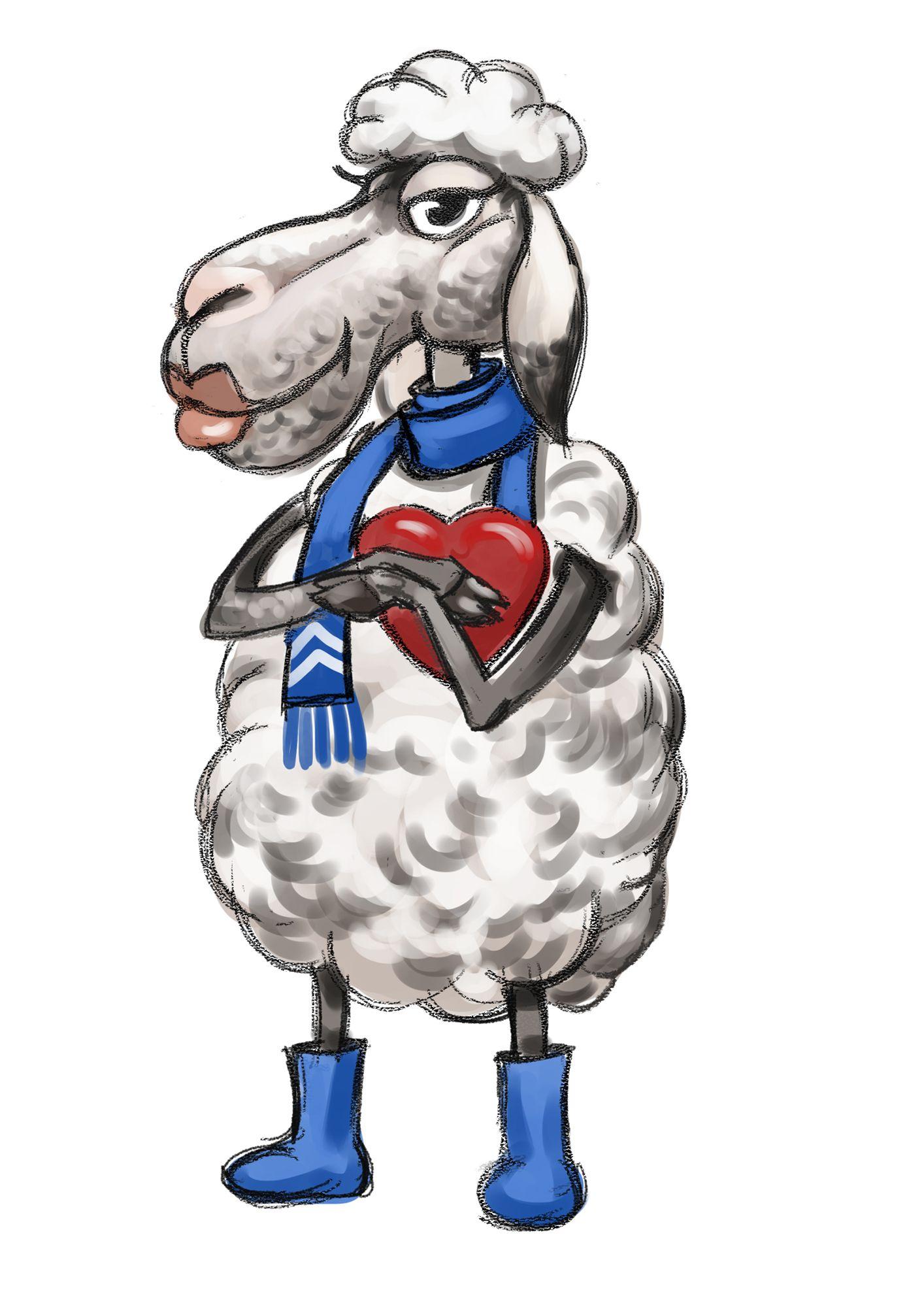 Иллюстрация персонажа - дизайнер rafaelart