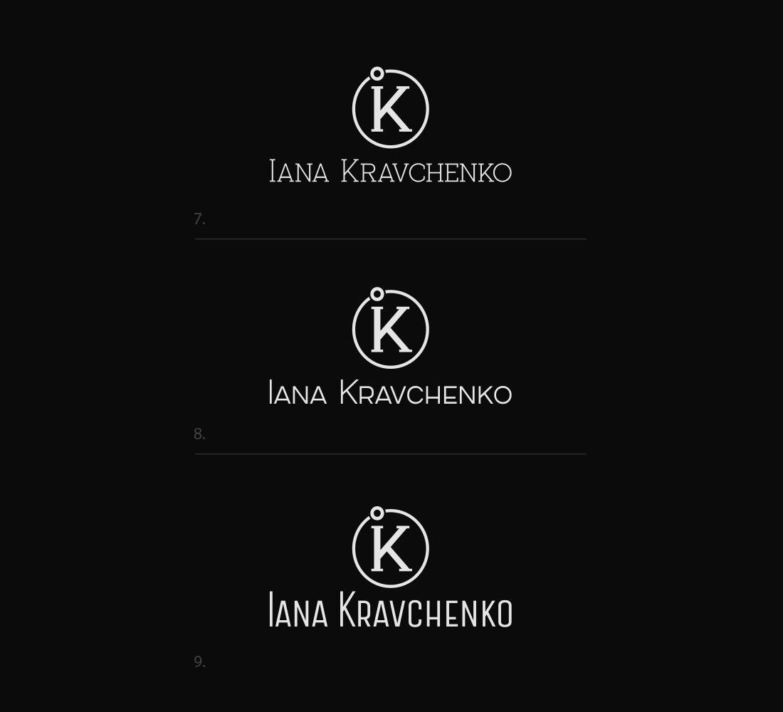 Логотипа и фир. стиля для дизайнера одежды - дизайнер MrPartizan