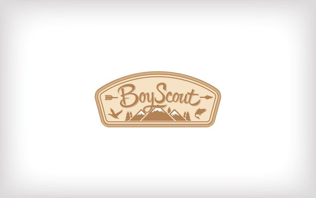 Логотип для сайта интернет-магазина BOY SCOUT - дизайнер azazello