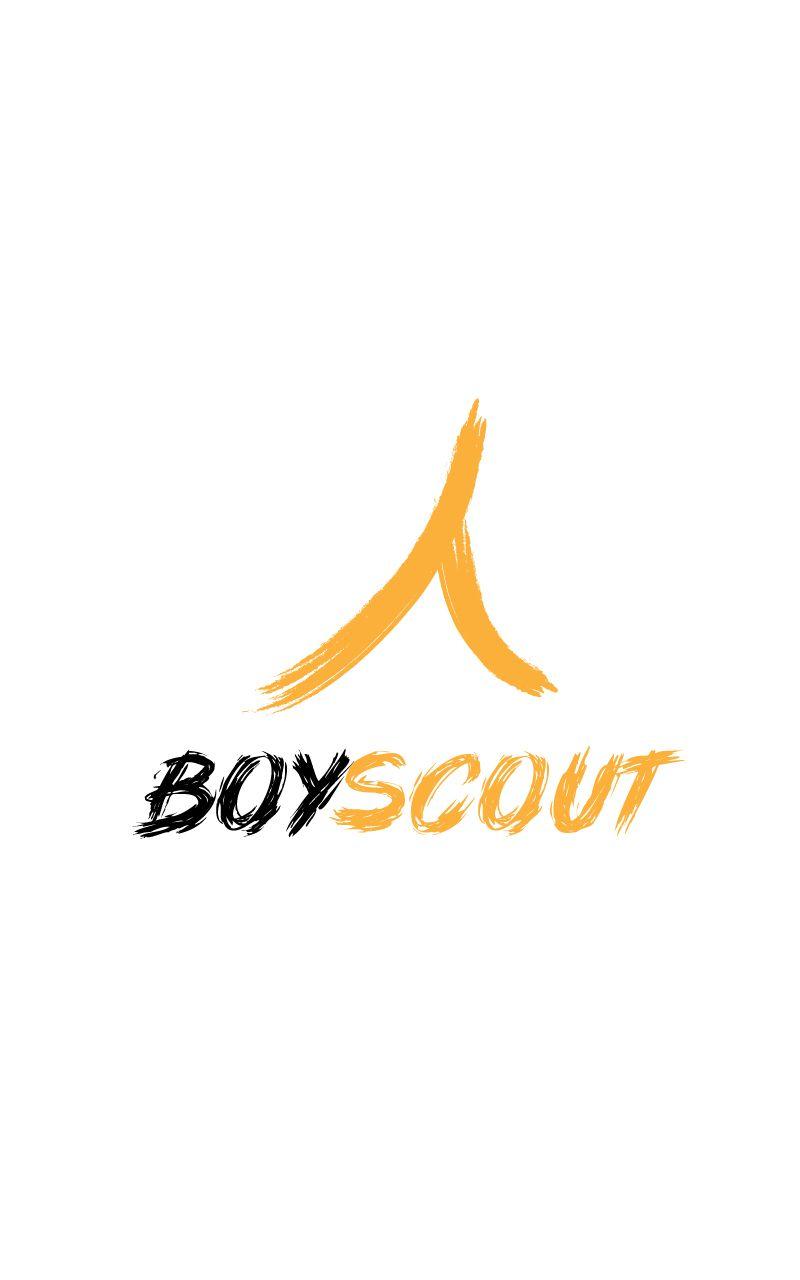 Логотип для сайта интернет-магазина BOY SCOUT - дизайнер Wou1ter